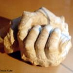 kawałek rękawicy