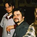 Wieczór w pubie - Bartek, Roman, Tomek