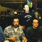 Michael, Frederico, Matt i Radek