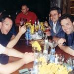Matt Galas i Patryk Skupniewicz toczą ożywioną dyskusję