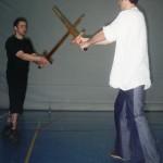 Dave Rawlings prezentuje podstawowe związanie miecza