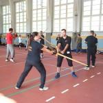 Hans i Alex ćwiczą wykorzystanie Nachraisen