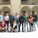 Na zamku królewskim na Wawelu