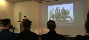 Dr Ben Judkins opowiada o Alfredzie Listerze I sztukach walki w Honk Kongu na przełomie XIX I XX wieku